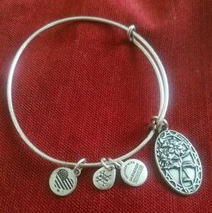 Alex & Ani FRIENDS bracelet